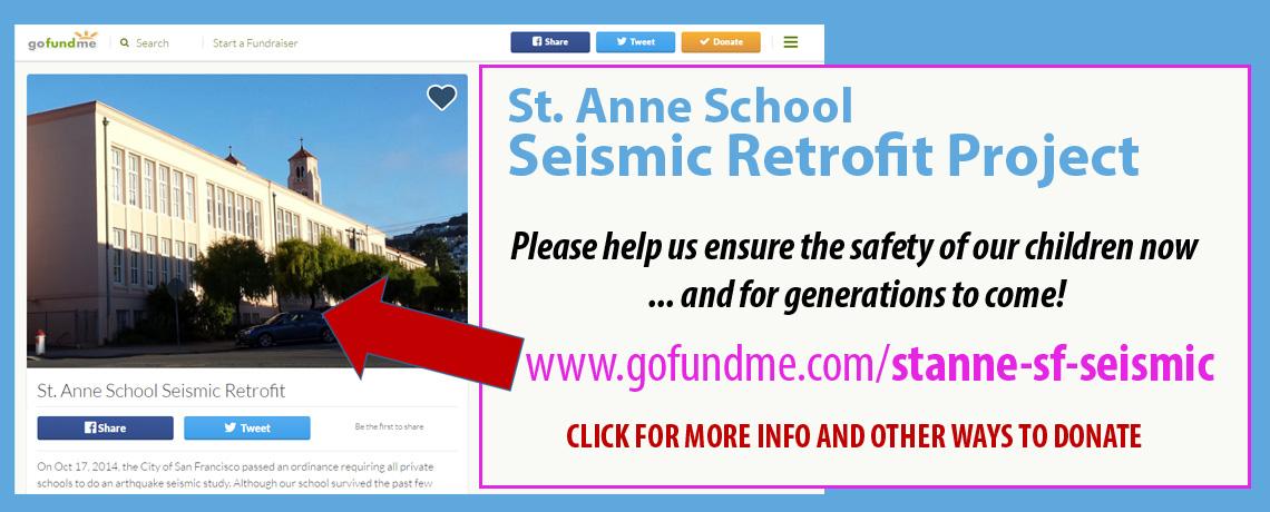 St. Anne Seismic Retrofit Project