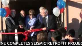 ST ANNE COMPLETES SEISMIC RETROFIT PROJECT