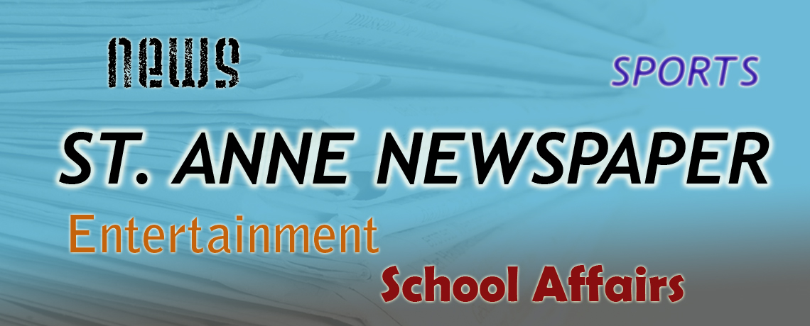 St. Anne Newspaper 2018-2019
