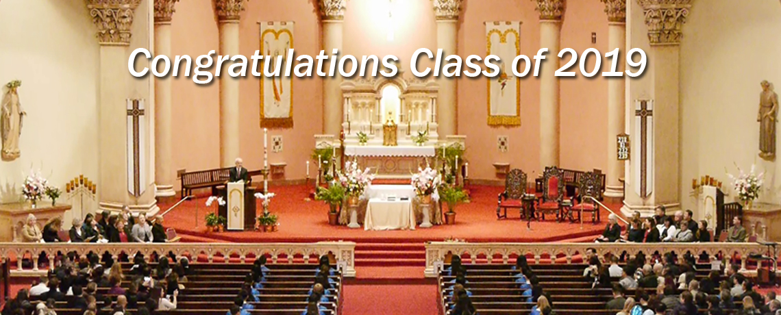 St. Anne's Class of 2019